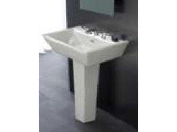 Ethos Collection, Design N II Pedestal Lavatory