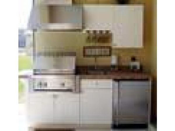 In & Out Cabinetry Offers Durability & Beauty