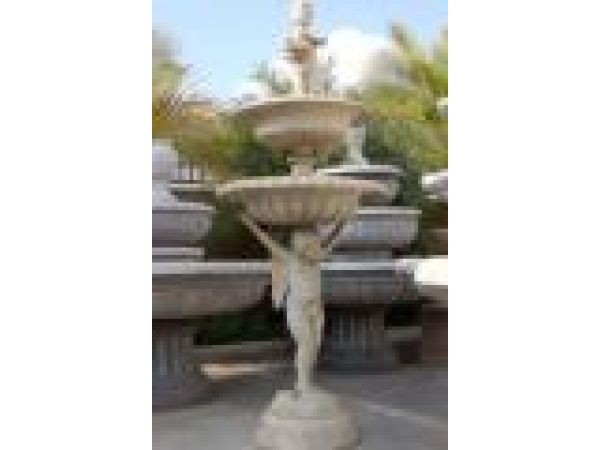 Metal Fountains - F800