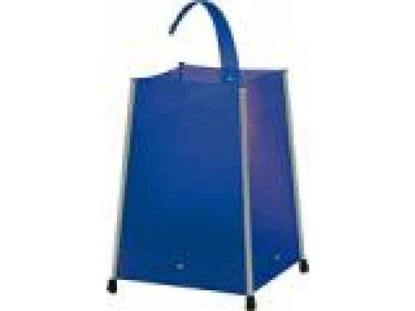 Dingos Waste-Paper Basket Blue