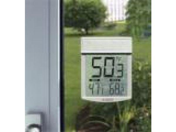 WT-62UOutdoor Window Thermometer
