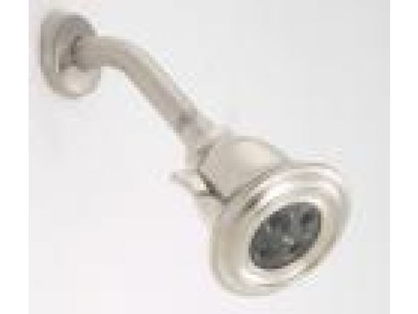 Water-Amplifying Shower Head