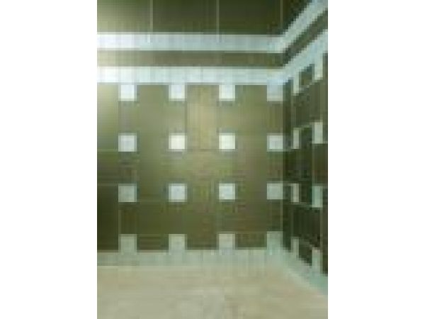 Cosmos Series Glass Tile