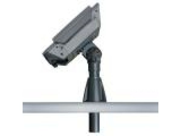 9189-12 Adjustable POS Through-Counter Mount (7-12