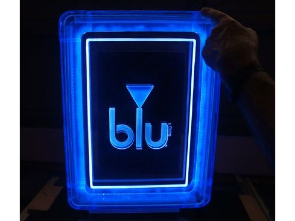 Blu  E Cigs POP Display