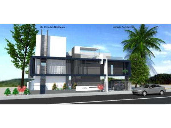 Residence Architecture Design Plans Salem