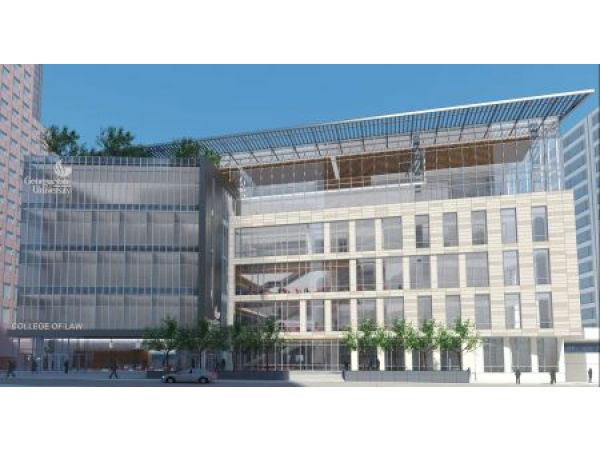 Stevens & Wilkinson Completes Architecture and Engineering Design for New College of Law Building at Georgia State University