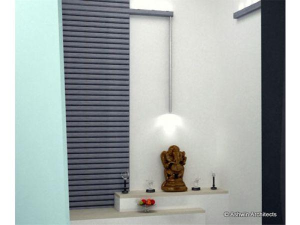 4 BHK Interior Design Jyothi's Apartment