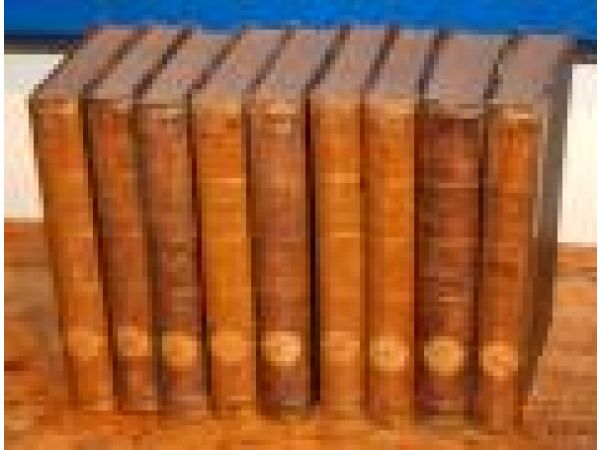 Leather Bindings