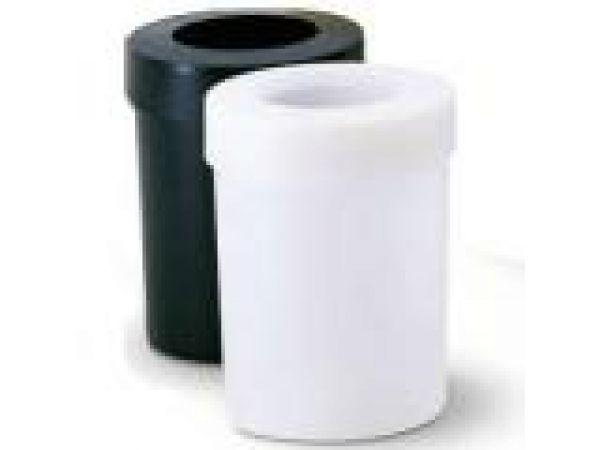 Cap wastepaper bin