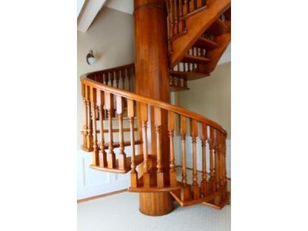 Custom Spiral Stair