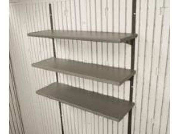 30-Inch Shed Shelf