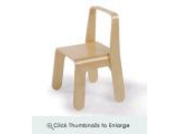Childrens' Furniture: Look-Me Kids' Chair