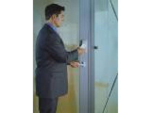 Framed door system ES5520