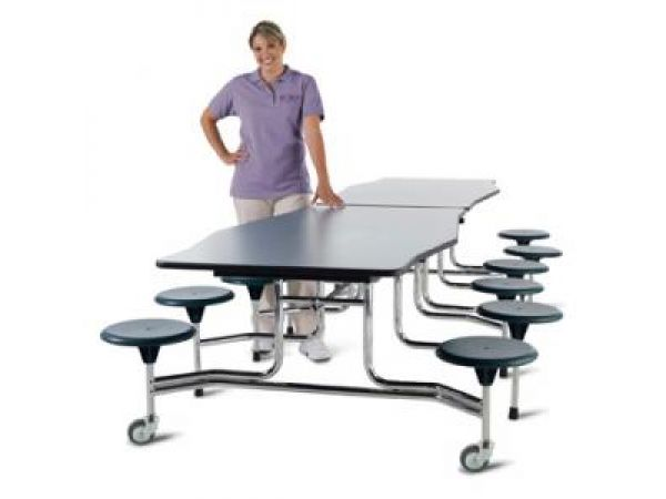 Avant Mobile Folding Table
