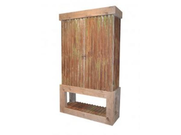 Corrugated Cabinet