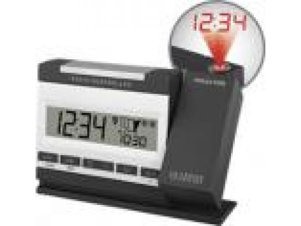 WT-5720Projection Alarm Clock with IN Temp
