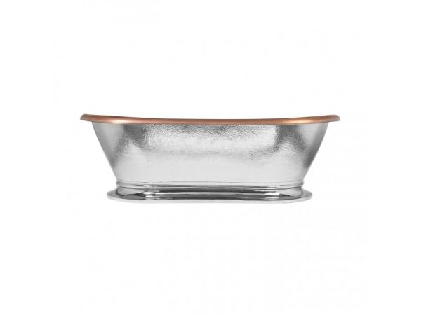 Copper Tub Nickel Exterior