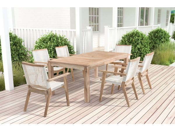West Port Outdoor Dining Collection