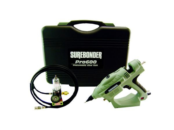 PRO600 Temperature controlled Pneumatic ( Industrial Glue Gun )