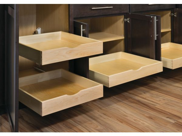 Cabinet Accessories Add Functionality