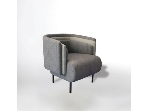 SP.1258 Lounge Chair