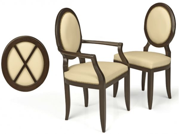 Bayou Country Club Dining chair