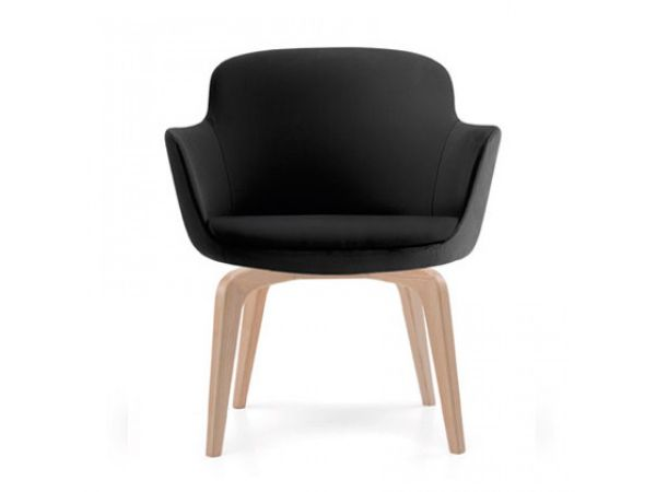 Apollo Wood Dining Chair