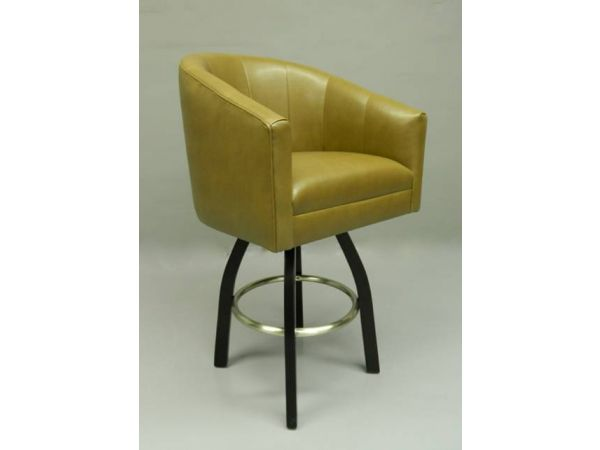 bradley swivel dining chair and stool