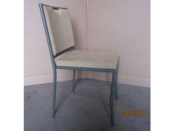 PKSB Metal Bamboo Banquet Chair