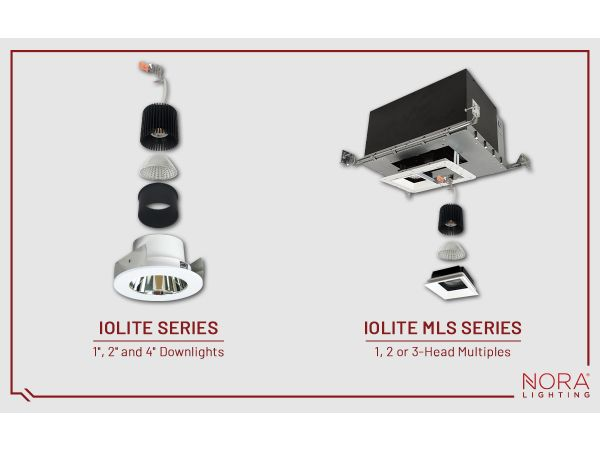 Iolite LED High Lumen Downlighting