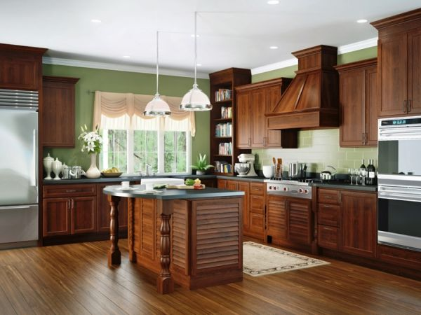 Catalina & Brentwood – Cornerstone Cabinetry