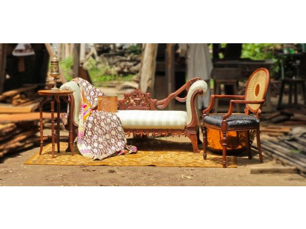 Solid Rosewood Furniture