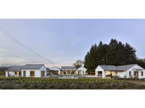 Sonoma Farm House