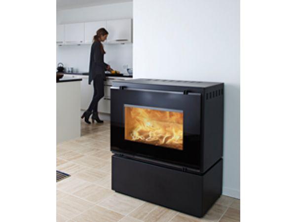 3055FS Free-standing fireplace