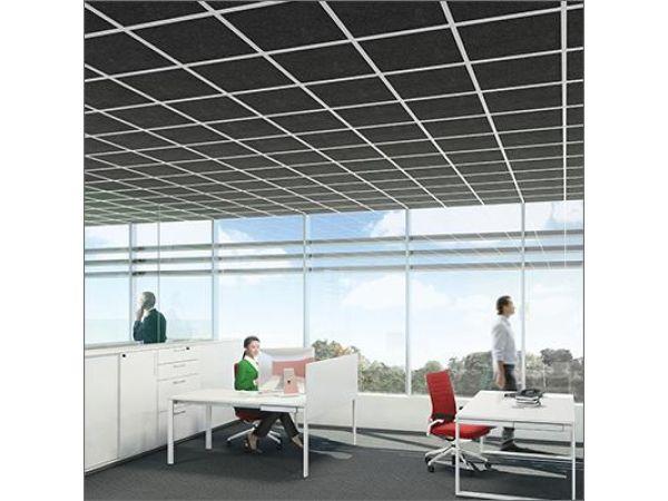 TopTileTM Fiberglass Ceiling Tiles