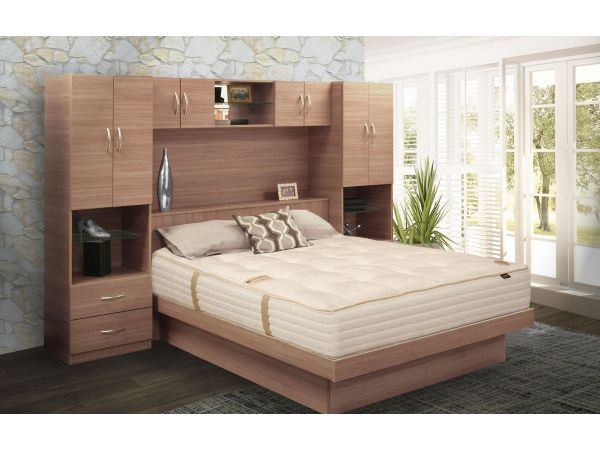 Studio Pier Wall Storage Bed