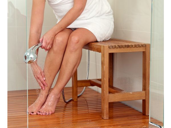 ARB Teak Shower Benches