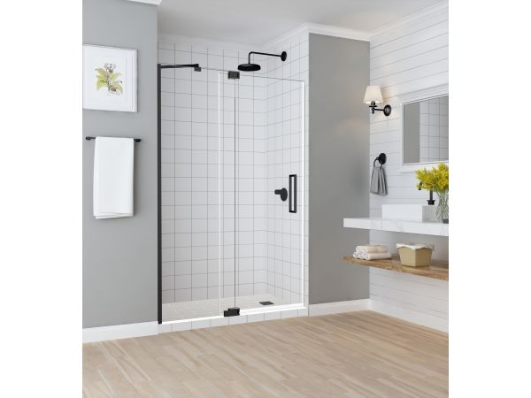 Aston Madox Frameless Pivot Shower Door