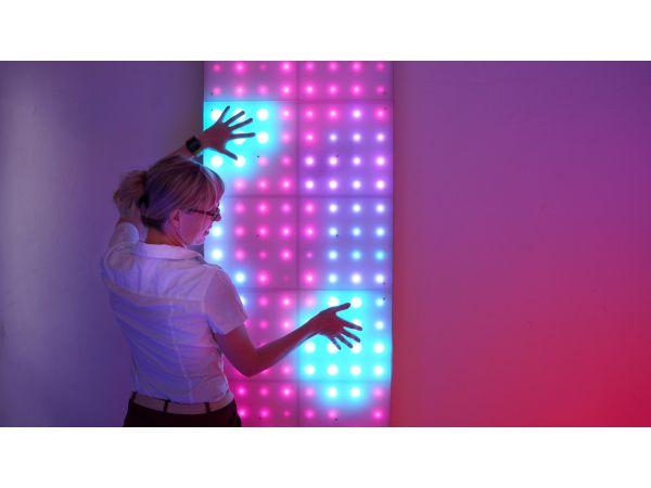 Sensacell: W3016-16-RGB Module