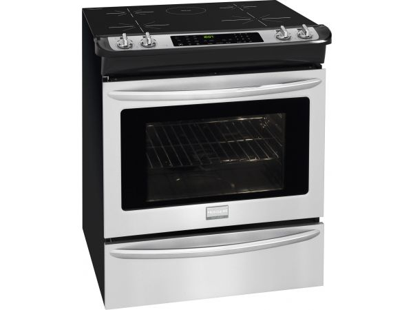 Gallery 30 inch Slide-in Induction Range