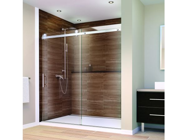 ACERO Series frameless shower enclosure