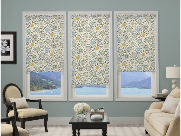 Iconic Waverly Designs Custom Print on Demand Shades