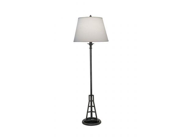 Stiffel Floor Lamp: FL-67EA-N8217-CHAR