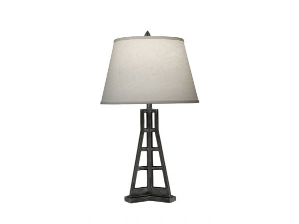 Stiffel Transitional Table Lamp TL-N8217-CHAR