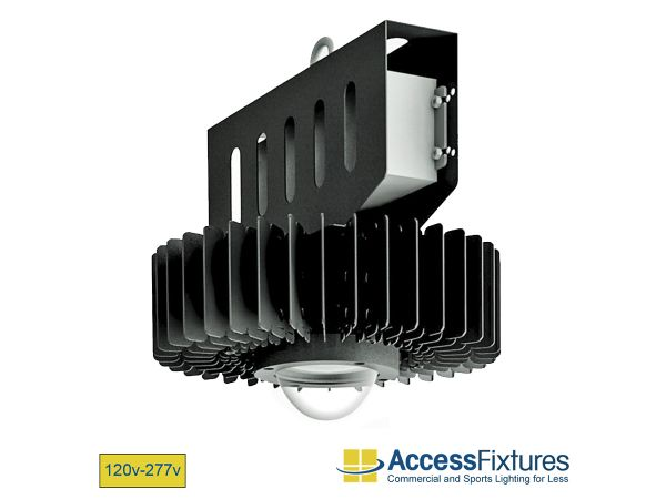 KOTA 185w LED High Bay Light 120v-277v