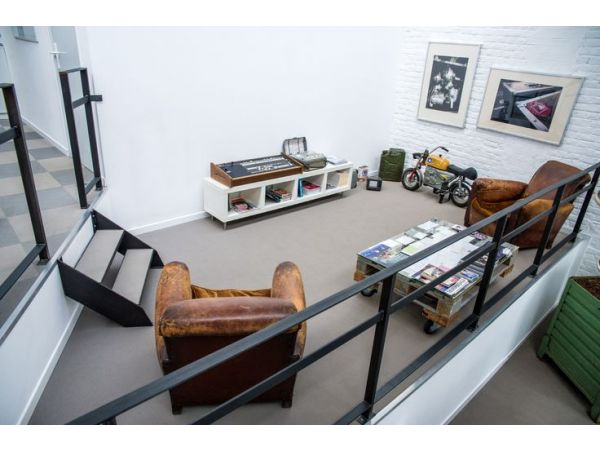 DICKSON Woven Vinyl Flooring