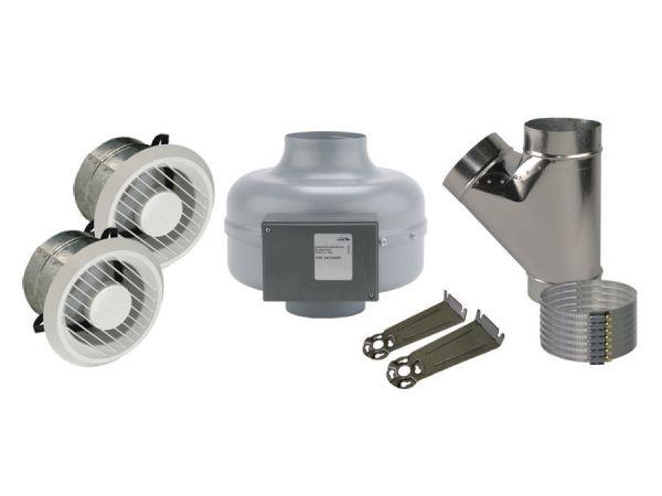 AeroGrille Bathroom Ventilation Kits