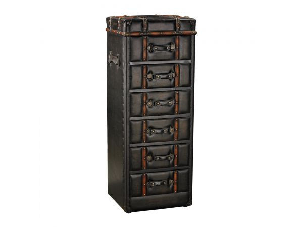 170-004 - Tall Travelers Chest