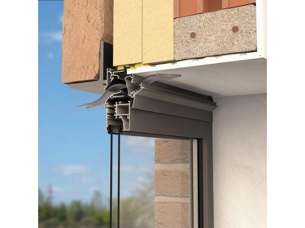 Invisivent, discrete window ventilator